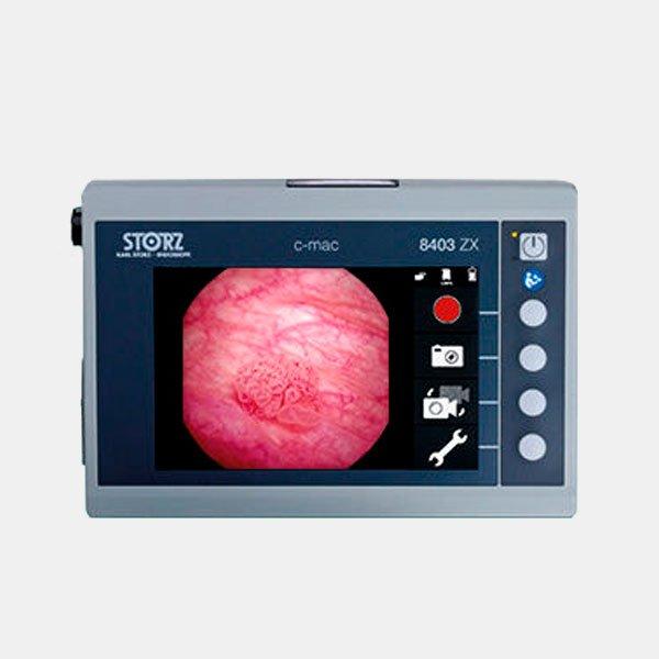 Sistema de Video C-Mac