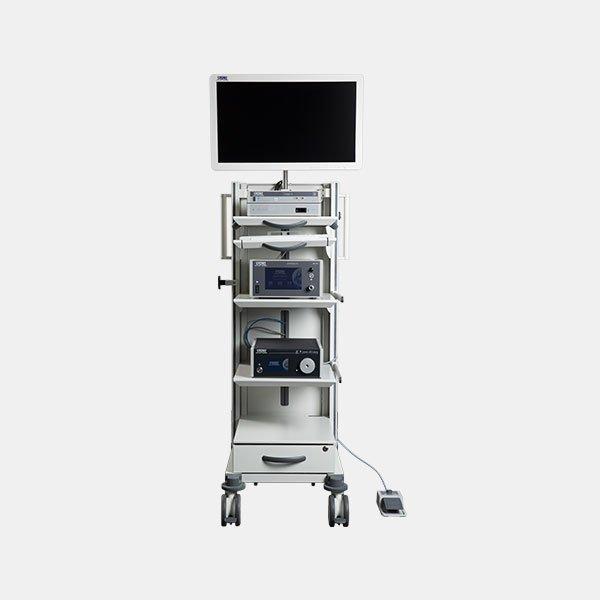 Torre de Video de Endoscopia Full HD