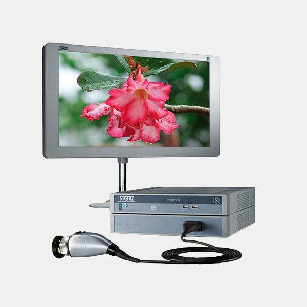 Torre de video endoscopia Image1 S 4K